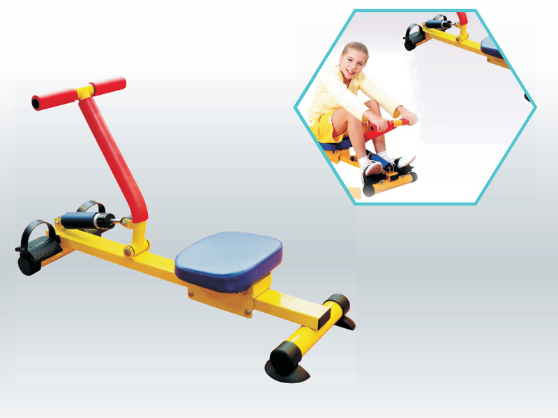 Park spor aletleri gt iç mekan çocuk spor aletleri gt kürek çekme