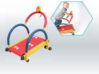 Iç mekan çocuk spor aletleri