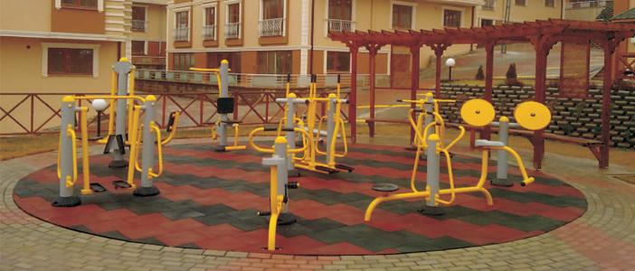 Park spor aletleri
